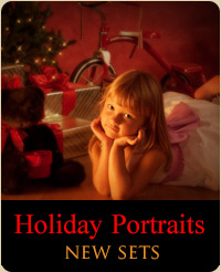 Holiday Portraits - family portrait studio