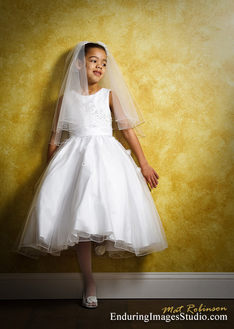 Classic communion portraits