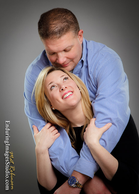 Creative couples portraits - Morris County