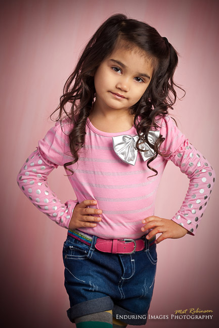 K Baby Model Enduring Images...